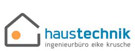 Logo »haustechnik eike krusche«